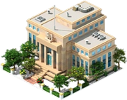 Megapolis Federal Reserve