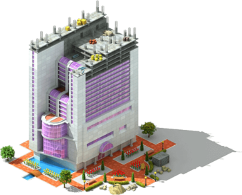 Waterworld Residential Complex L1