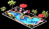 Decoration Amari Swimming Pool