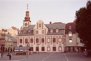 RealWorld Vrchlabi Town Hall