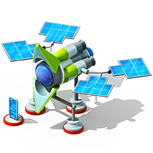 SS-68 Reconnaissance Satellite L1
