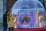 RealWorld Horizon Snow Sphere