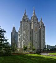 RealWorld Salt Lake Temple