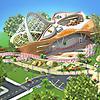 Quest Megapolis's Environment