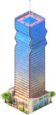 Sky Villas Tower
