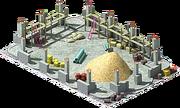 Ice Arena Construction