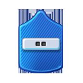 Badge Military Level 30
