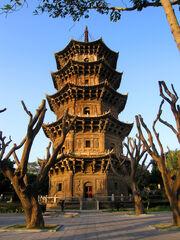 RealWorld Zhenguo Pagoda