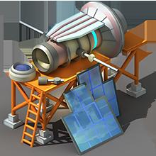 SS-36 Reconnaissance Satellite Construction