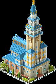 Bielsko-Biala Cathedral of St Nicholas
