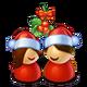 Contract Mistletoe Kissing Contest