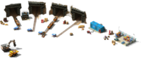 Diamond Mining Equipment L1