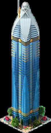 Desert Rose Tower