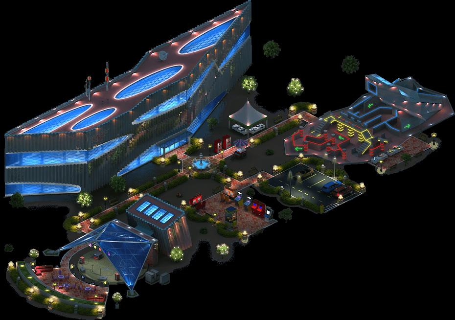 Drive Game Center | Megapolis Wiki | FANDOM powered by Wikia