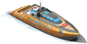 Lost Island Yacht