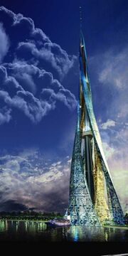 RealWorld Dubai City Tower