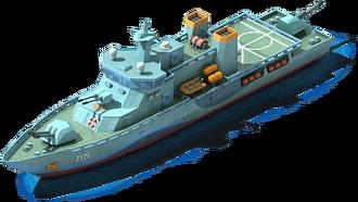 LCS-48 Coastal Ship L1