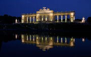 RealWorld Schonbrunner Gloriette (Night)