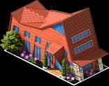Building Turtagro Hotel