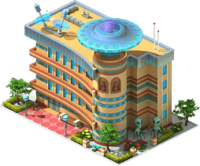 UFO Building