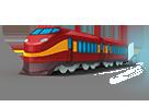 Western Express Train