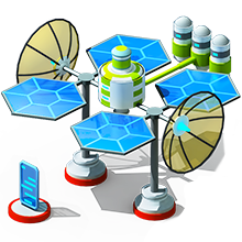 CS-55 Communications Satellite L1