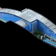 Navigation Satellites Conveyor