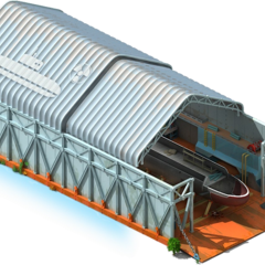 Nuclear Submarines Conveyor