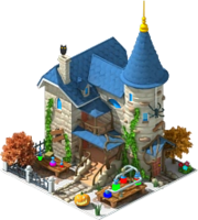 Alchemist's Mansion