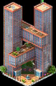Hashtag skyscrapers