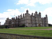RealWorld Burghley House