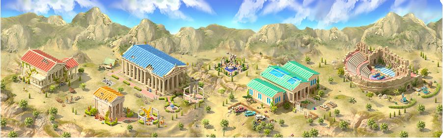 Cradle of Civilization Background