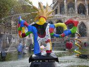 RealWorld Avant-garde Fountain