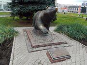 RealWorld Bear Statue