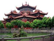 RealWorld Zhaujue Temple