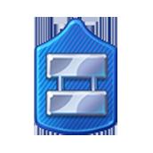 Badge Military Level 51