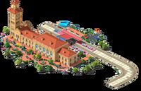 Megapolis Unity Station L3