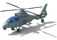 AH-14 Attack Helicopter L1