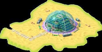 Anti-Gravitational Greenhouse Initial