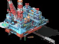 Oil Platform L3