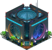 Planetarium (Night)