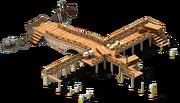 Wharf Construction