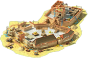 Ancient Fort Construction