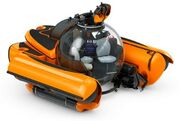 RealWorld DSRV-22 Underwater Rescue Vehicle