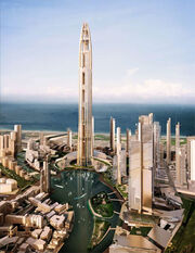 RealWorld Nakheel Tower