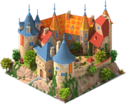 Rochepot Castle