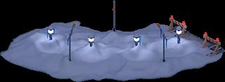 Snowville Track Curve EW 1 Snow Stopper