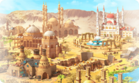 Banner Lost Oasis