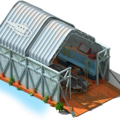 Underwater Rescue Vehicles Conveyor
