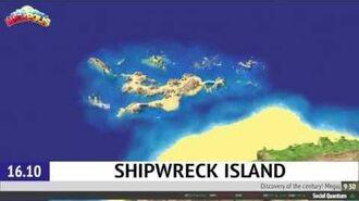 UPDATE - 10.15.2015 - Shipwreck Island